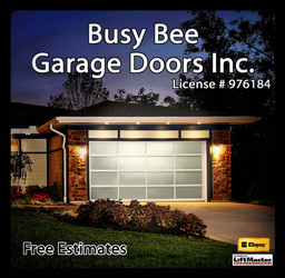 Busy Bee Garage Doors 951 821 6665   Busy Bee Garage Doors